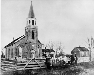 Emmaus Lutheran Church 1880