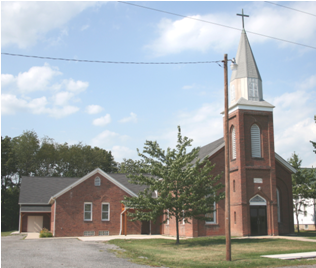 Emmaus Lutheran Church 2008